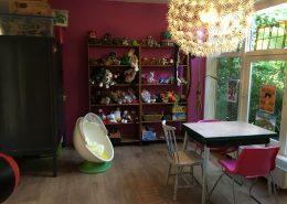 Kindertherapie Amsterdam knuffels