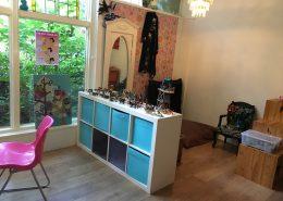 Kindertherapie Amsterdam werkruimte